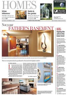 Ottawa Citizen Basement Feature 2010