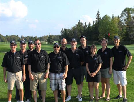 Annual Team Golf Tournament