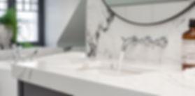 Ottawa Design Build Renovation Artium Ensuite and powder room