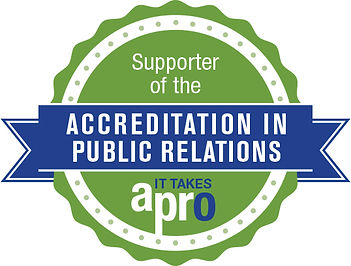 Click here to learn more about accreditation in public relations