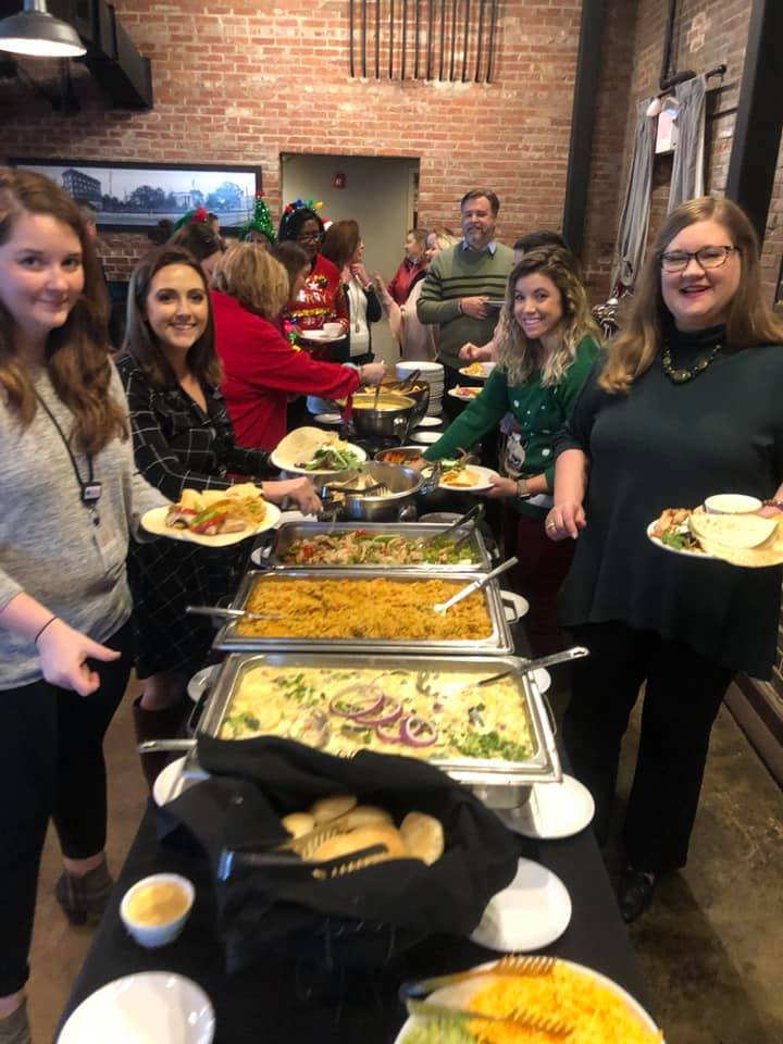 2019 PRAM Central Holiday Social
