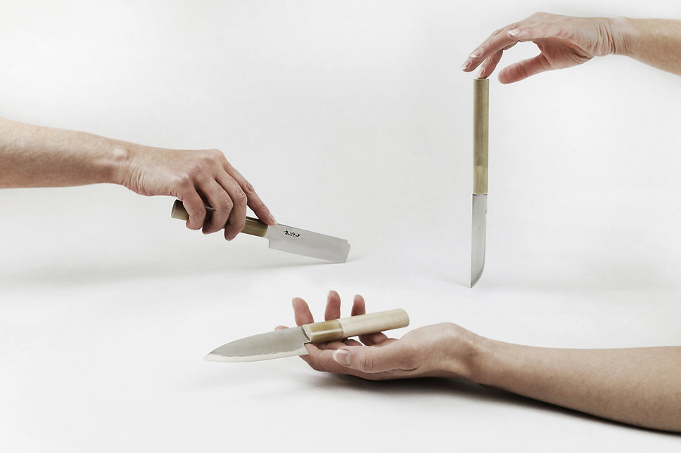 UBUKEYA_COOKING SET KNIFE3_ELISE FOUIN D