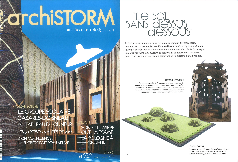 Elise Fouin Presse Archistorm 201201
