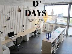Elise Fouin Exposition Portes Ouvertes D'Tour Studio de Designer Designer Days Paris 20132014