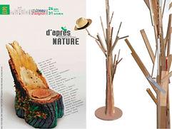 Elise Fouin Exposition D'après Nature Château d'Avigon 2010
