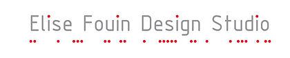 Elise Fouin Logo