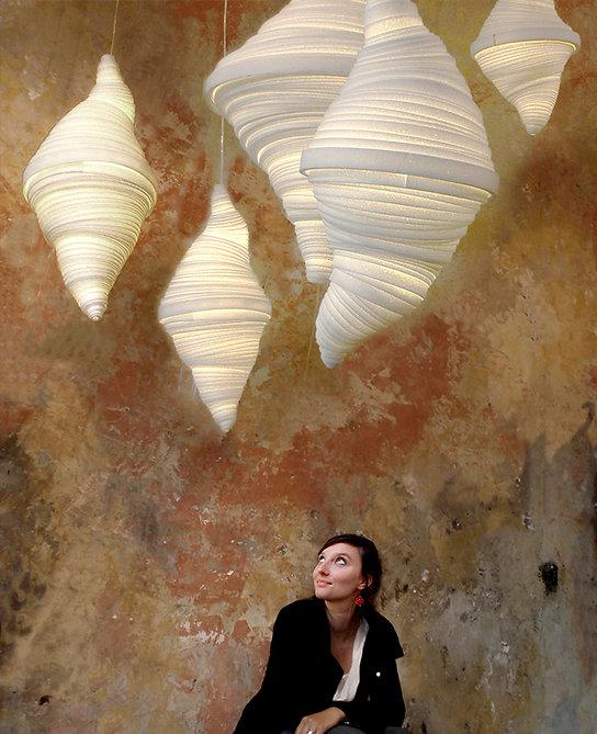 Elise Fouin Lampe Lucinda