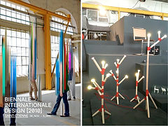Elise Fouin Exposition Biennale internationale de Design St Etienne 2010