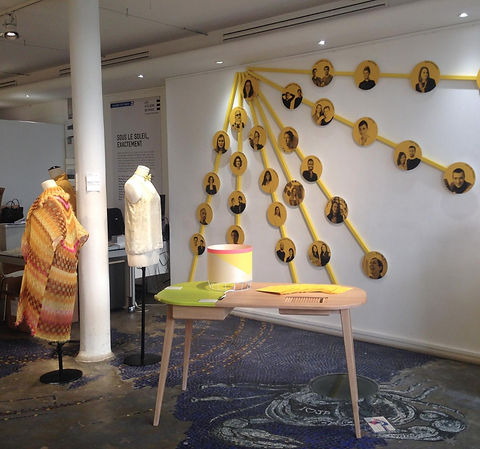 Elise Fouin exposition sous le soleil exactement ateliers de paris