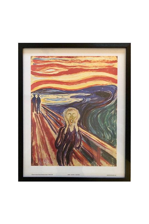 Skrik av Munch