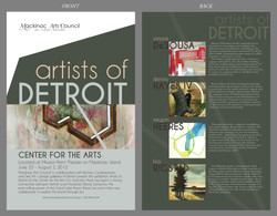 Artists Of Detroit Exhibition