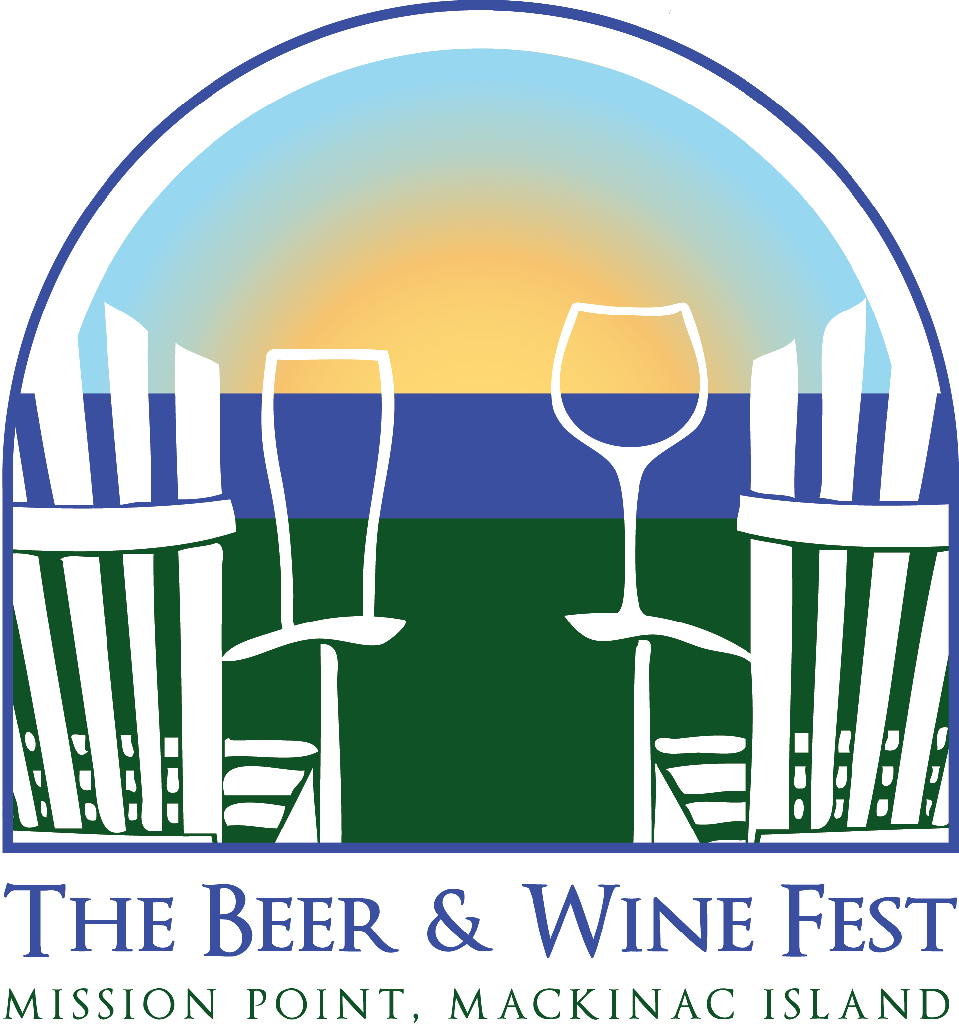 The Beer & Wine Fest Logo