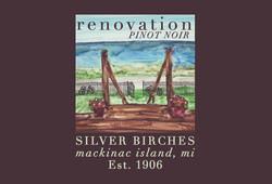 Wine Label Illustration & Design