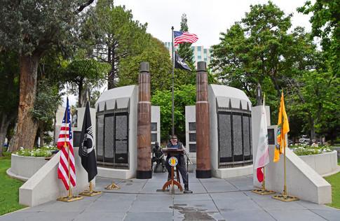 Sacarmento Vientam Memorial