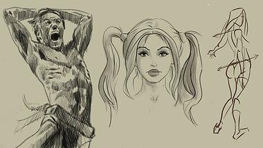 Figur drawings