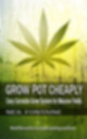 Grow book cover marijuana