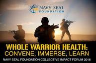 Navy SEAL Foundation Warrior Health Forum