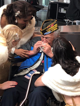 WWII Veteran Lincoln Leung
