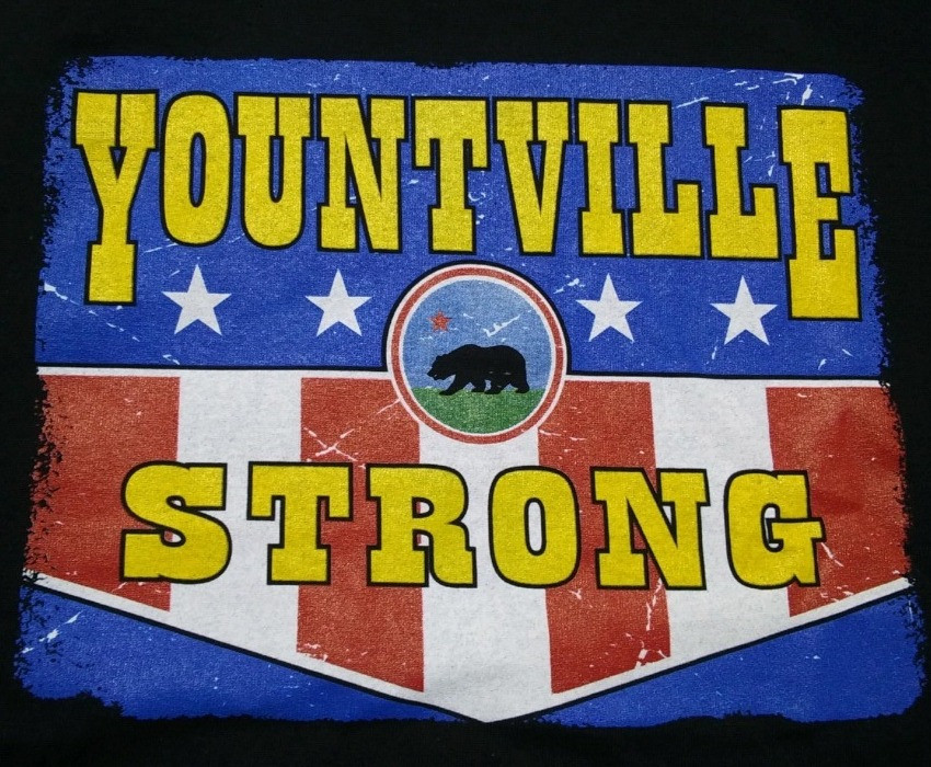 Yountville Strong