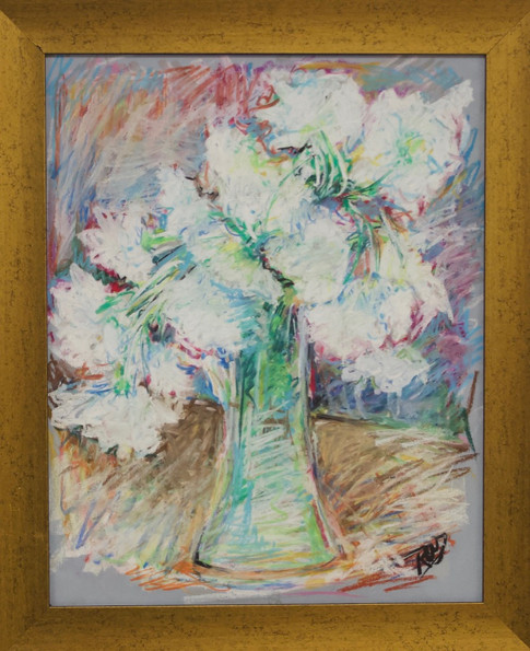 Flowers-Pastels
