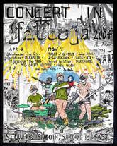 Concert in Falluja