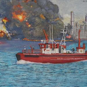 Fleet Week 2019 Art Submissions
