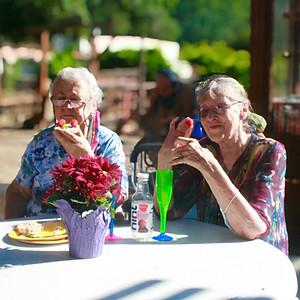 Tug McGraw: Taste of Pride Brain Food Garden Yountville
