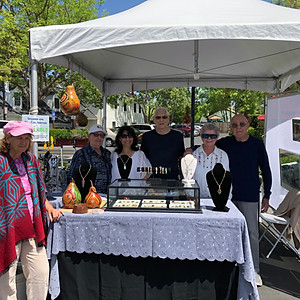 Yountville Sip and Stroll 2019