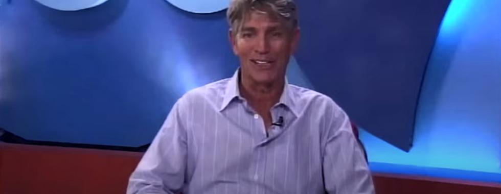 Dailymotion Interview with Eric Roberts