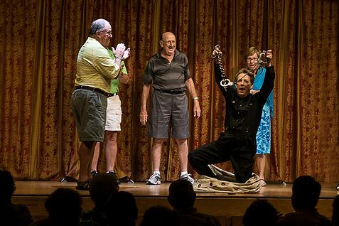 Comedy Magician Brad Zinn