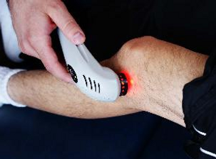 Infrared Light/ Cold laser Therapy - Optimum Chiropractic & Fitness