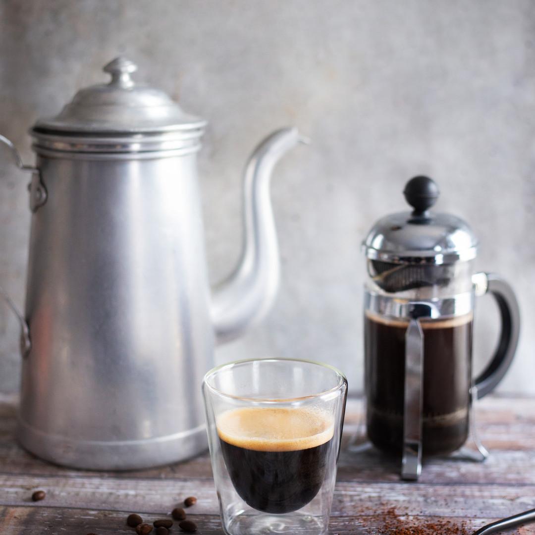Café long ou expresso