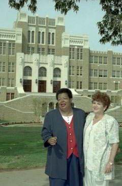 The Women of Little Rock meet decades later.