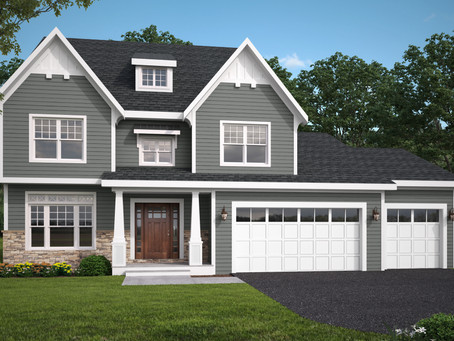 """""""The render captured the beauty of the house"""""""