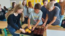 6 neue Klassen - Herzlich willkommen an der HAK/HAS Ried!