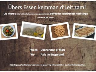 """Übers Essen kemman d´Leit zam!"""