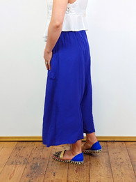 Blue Women's Clothing