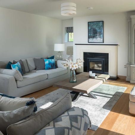 Blue Home Interiors @ The Loft