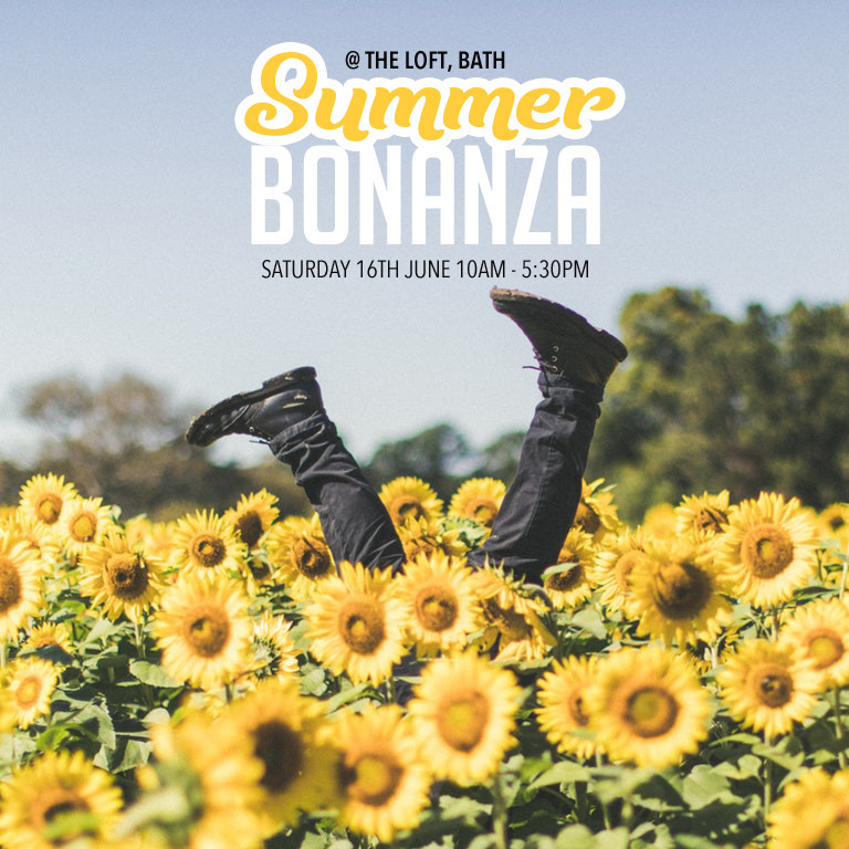 Blue's Summer Bonanza 2018