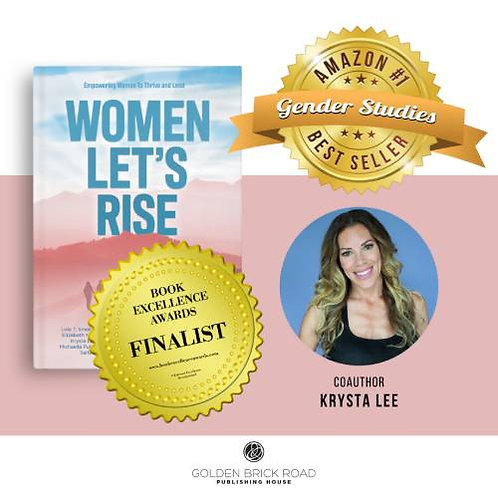 "Signed Copy of ""Women Let's Rise"""