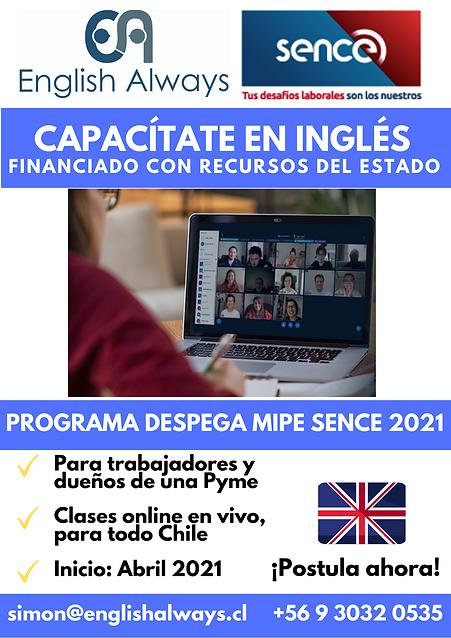 Despega Mipe 2020-2021, Inglés B1.png