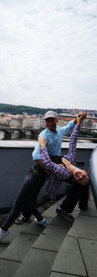 Chris und Rosi