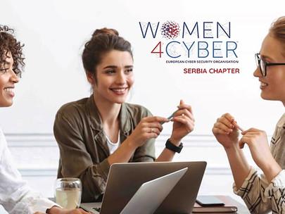Serbia y Luxemburgo lanzan los capítulos de Women4Cyber