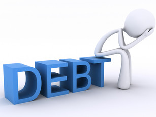 Trouble with debt