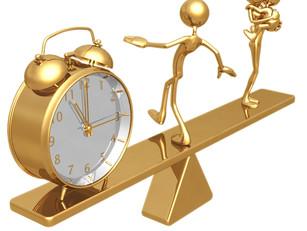Benefits of work/life balance