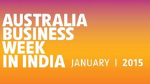 Australia business week in India