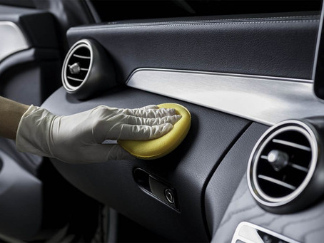 How forensic car detailing works