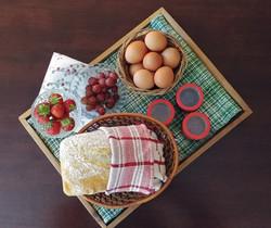 free breakfast basket!