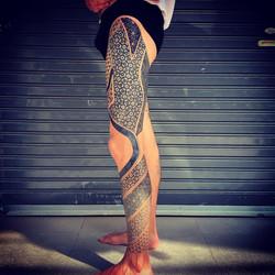 Kevin Ligabue Tattoo