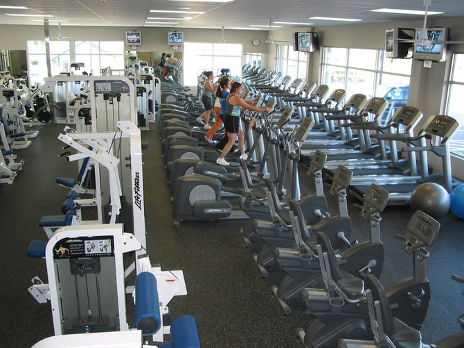 Does the gym cause you summer time blues?
